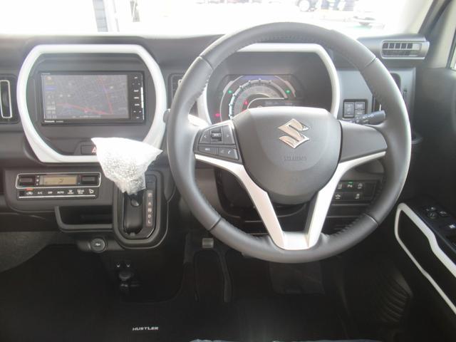 ハイブリッドX 2WD 新車 衝突軽減DCBS マイルドハイブリッド 本革巻ステア アイドリングストップ(12枚目)