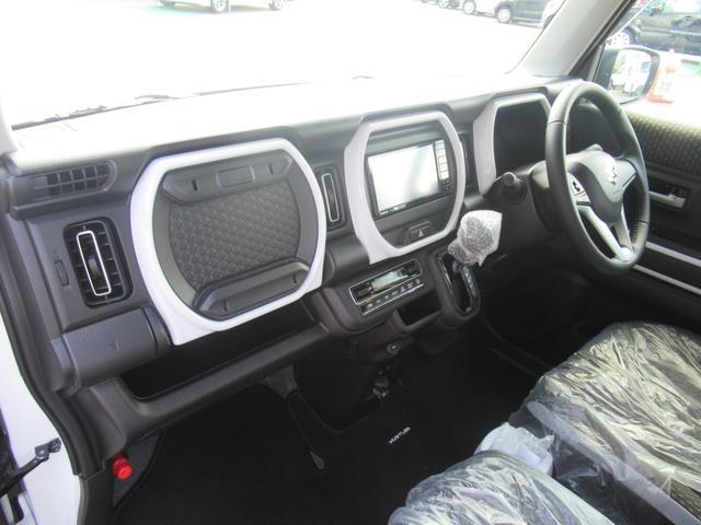 ハイブリッドX 2WD 新車 衝突軽減DCBS マイルドハイブリッド 本革巻ステア アイドリングストップ(16枚目)
