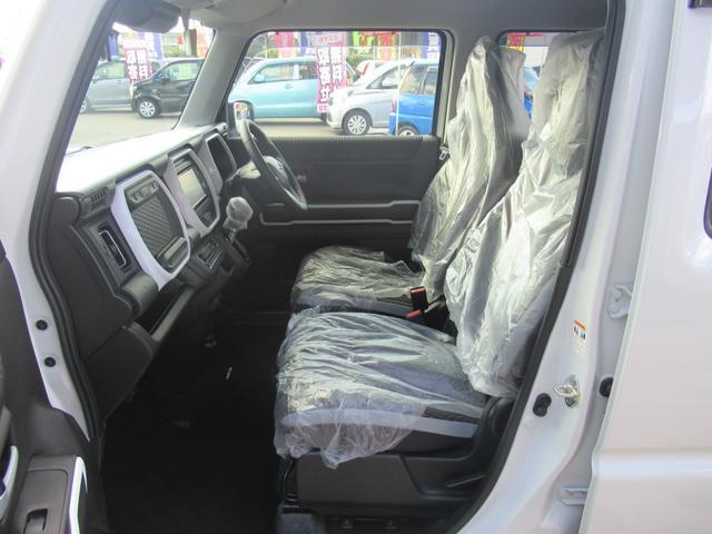 ハイブリッドX 2WD 新車 衝突軽減DCBS マイルドハイブリッド 本革巻ステア アイドリングストップ(17枚目)