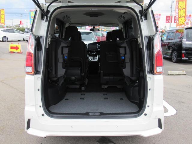 ハイウェイスター 禁煙車 1オーナー サイドリフトアップシート 衝突軽減 走行41246KM 全方位カメラ連動Bluetoothオーディオ対応SD8型ナビ ブルーレイ ナビ連動ドラレコ ETC Wエアコン Pアシスト(23枚目)