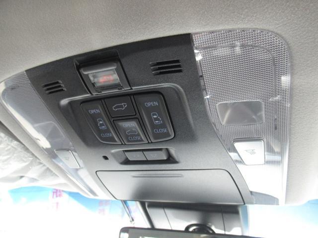 2.5Z Gエディション 禁煙車 ツインサンルーフ ドラレコ 走行18073KM Bluetooth対応トヨタ純正SD地デジナビ トヨタ純正フリップダウン 衝突軽減 クルコン コーナーセンサー モデリスタエアロ(35枚目)