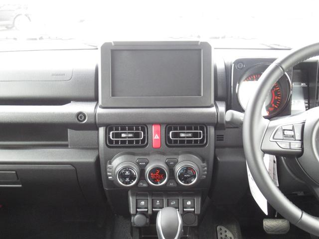 XC セーフティサポート AT車 届出済未使用車 GルックLEDデイライト付グリル 同色バンパー オーディオレス 横滑防止装置 シートヒーター クルコン スペアタイヤカバー ダウンヒルアシスト オートAC(20枚目)