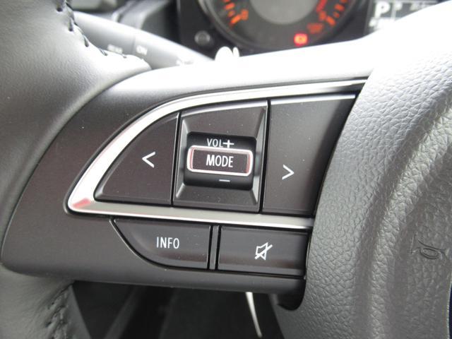 XC セーフティサポート AT車 届出済未使用車 GルックLEDデイライト付グリル 同色バンパー オーディオレス 横滑防止装置 シートヒーター クルコン スペアタイヤカバー ダウンヒルアシスト オートAC(23枚目)