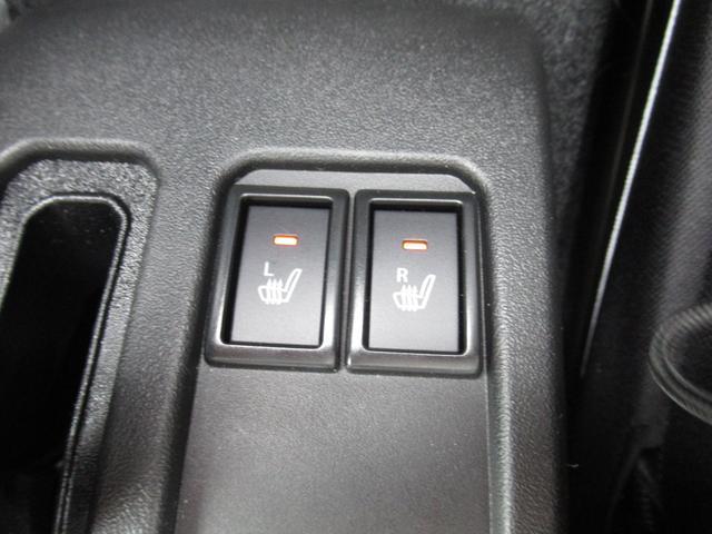 XC セーフティサポート AT車 届出済未使用車 GルックLEDデイライト付グリル 同色バンパー オーディオレス 横滑防止装置 シートヒーター クルコン スペアタイヤカバー ダウンヒルアシスト オートAC(27枚目)