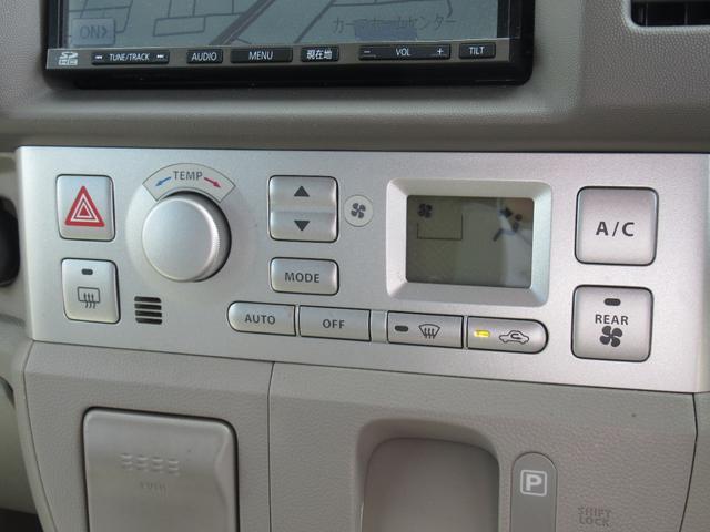 PZターボスペシャル 2020年製造ブリヂストンタイヤ SDナビ フルセグTV DVD CD再生&SD録音 USB オートA/C Pウィンドウ 両側自動スライドドア オートステップ HID フォグ エアロ Rスポ 14AW(26枚目)