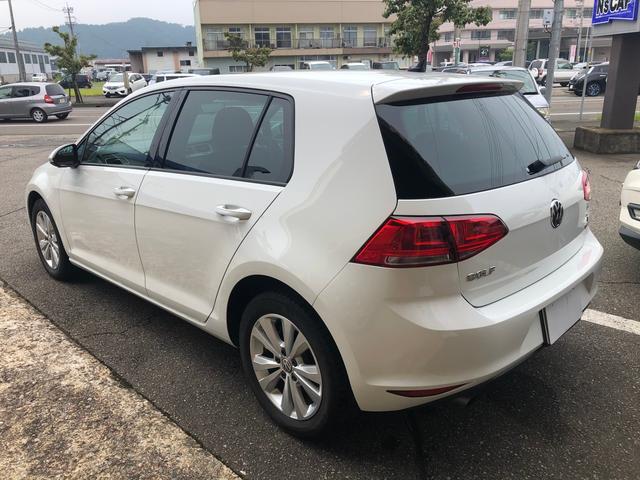 「フォルクスワーゲン」「ゴルフ」「コンパクトカー」「福井県」の中古車4