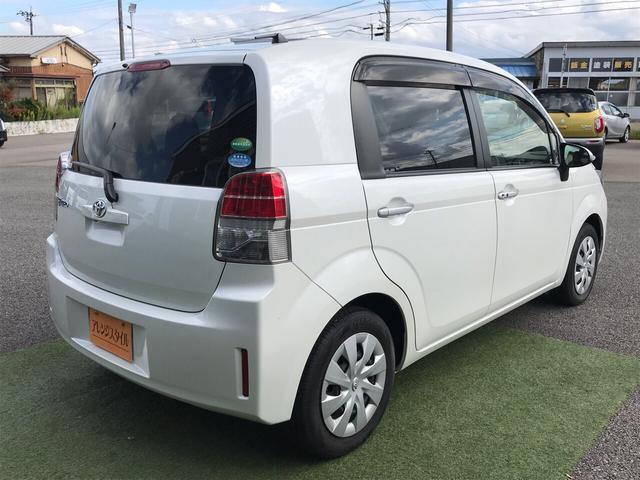 「トヨタ」「スペイド」「ミニバン・ワンボックス」「富山県」の中古車4