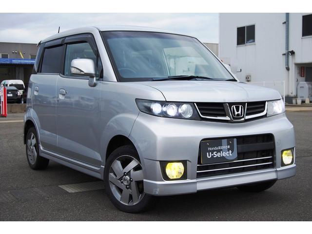 「ホンダ」「ゼストスパーク」「コンパクトカー」「福井県」の中古車3
