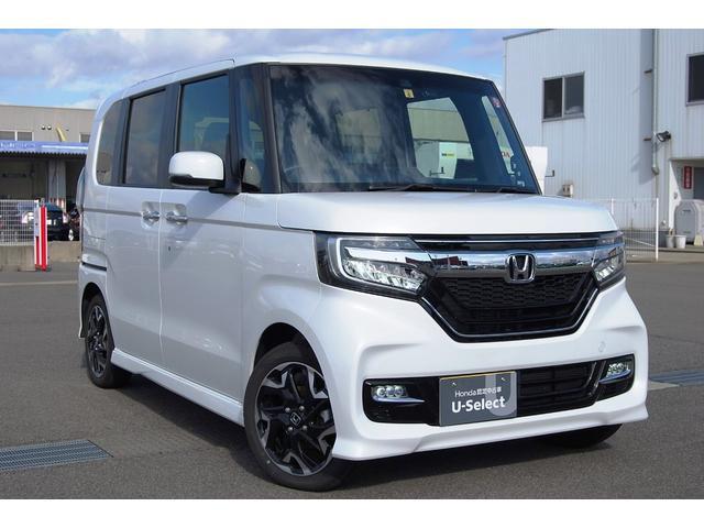 「ホンダ」「N-BOX」「コンパクトカー」「福井県」の中古車3
