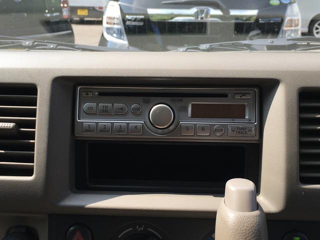 スズキ エブリイ ジョイン 4WD PW CDデッキ