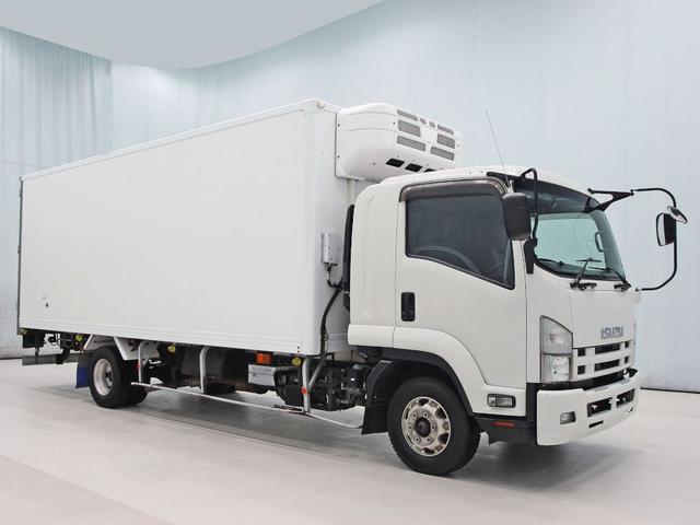 いすゞ フォワード 冷凍バン 3.15t 240ps 東プレ
