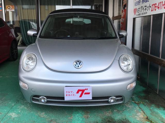「フォルクスワーゲン」「VW ニュービートルカブリオレ」「オープンカー」「富山県」の中古車23