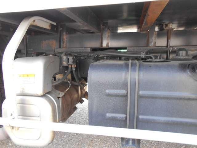 4WD アルミバン 内高216cm トランテックス製(10枚目)
