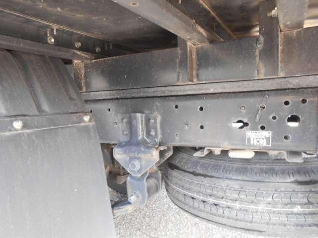 4WD アルミバン 内高216cm トランテックス製(12枚目)