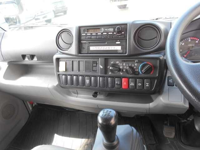 4WD アルミバン 内高216cm トランテックス製(14枚目)