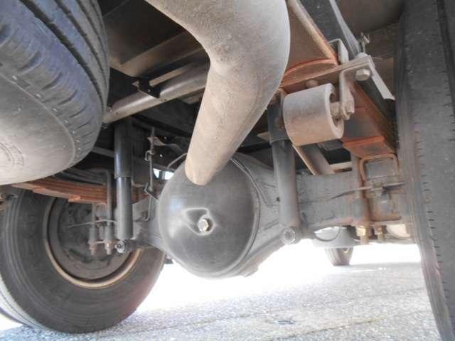 ワイドロング 幌カーテン 車積載3トン 5速マニュアル(15枚目)