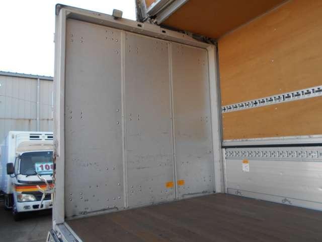 ワイド超ロングアルミウイング 積載3800kg 5mボディ(6枚目)
