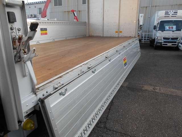 ワイド超ロングアルミウイング 積載3800kg 5mボディ(9枚目)
