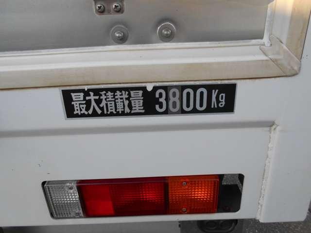 ワイド超ロングアルミウイング 積載3800kg 5mボディ(13枚目)