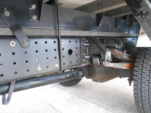 ワイド超ロングアルミウイング 積載3800kg 5mボディ(15枚目)