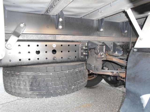 ワイド超ロングアルミウイング 積載3800kg 5mボディ(17枚目)
