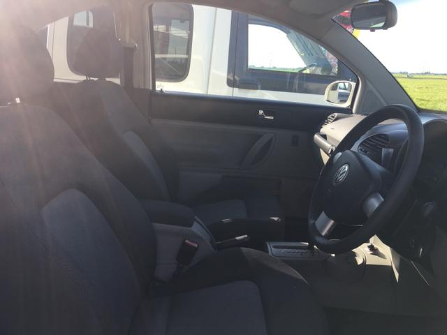 フォルクスワーゲン VW ニュービートル ベースグレード キーレス アルミ