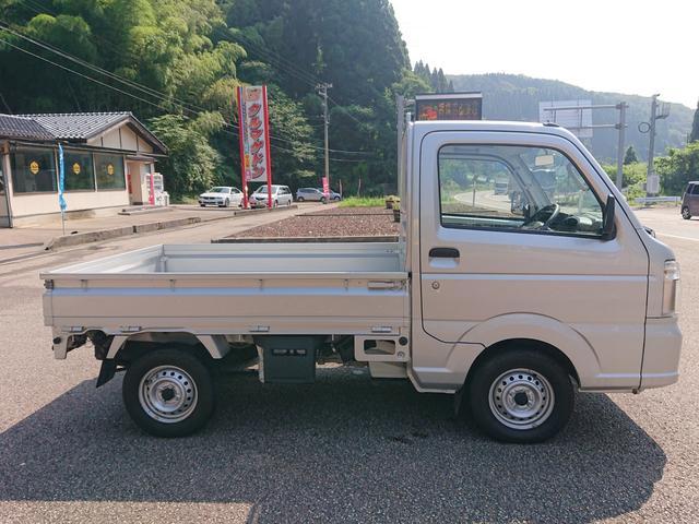 KCエアコン・パワステ 4WD(8枚目)