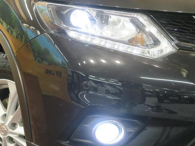 日産 エクストレイル 20X エマージェンシーブレーキパッケージ 4WD SDナビ