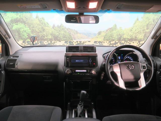 H26年式 トヨタ ランドクルーザープラド TX が入庫しました!!今回は【純正ナビ】のついたオススメの1台となっております☆