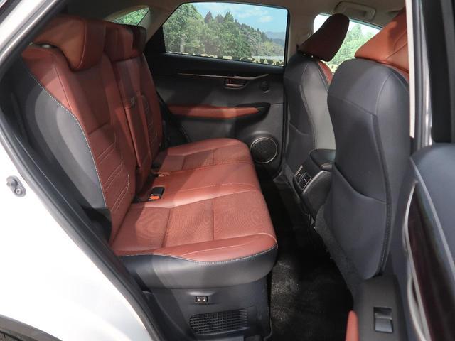 NX300h バージョンL 純正ナビ 4WD バック・サイドカメラ 電動リアゲート 三眼LEDヘッド 純正18AW ETC クルコン 革シート パワーシート シートベンチレーション オートハイビーム(14枚目)