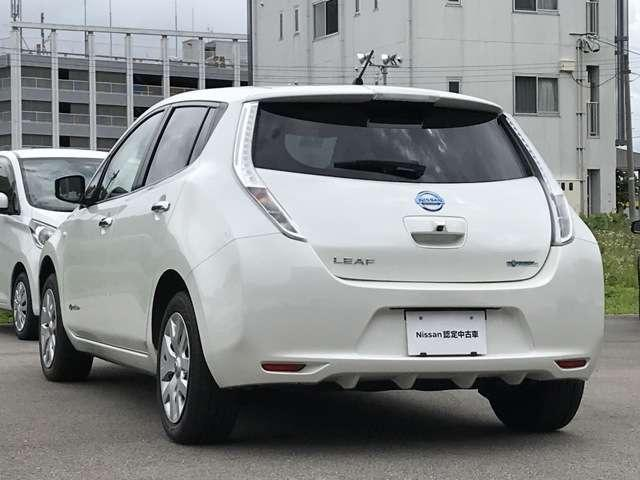 「日産」「リーフ」「コンパクトカー」「石川県」の中古車8