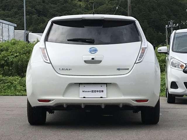 「日産」「リーフ」「コンパクトカー」「石川県」の中古車6
