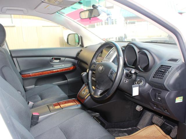 トヨタ ハリアー 240G Lパッケージリミテッド HDDナビ HID ETC