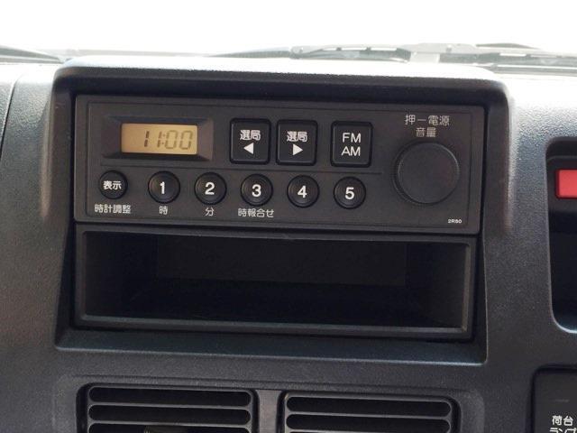 ホンダ アクティトラック SDX 4WD 三方開 二台作業灯付き