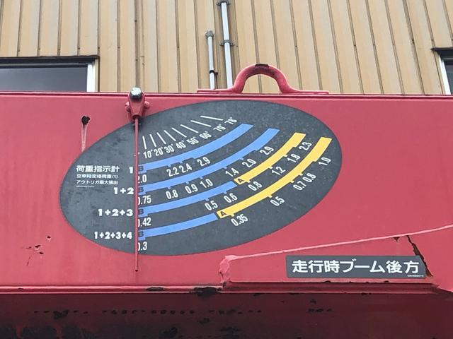 4段クレーン フックイン ラジコン 6MT(27枚目)