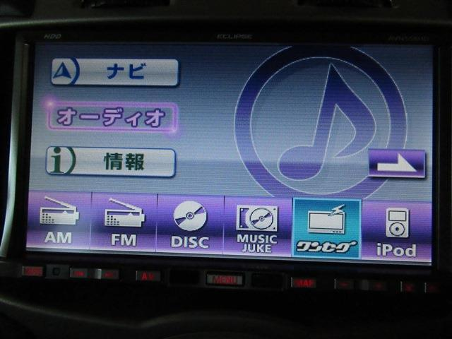トヨタ ヴィッツ F 社外HDDナビワンセグTV