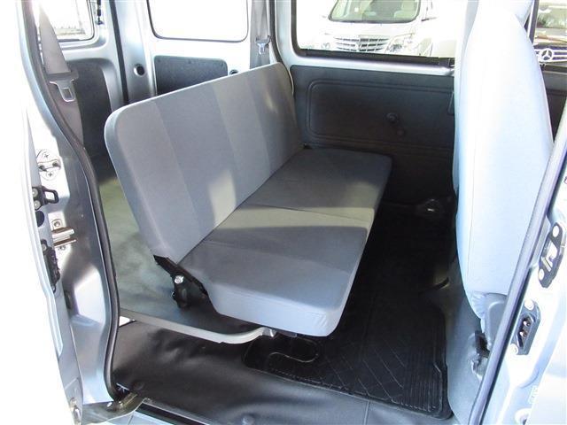 ダイハツ ハイゼットカーゴ DX ハイルーフ 4WD キーレス 両側スライドドア