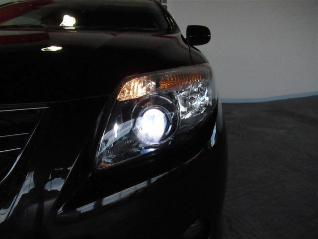 トヨタ カローラフィールダー X HIDリミテッド SDナビ・地デジTV バックモニター