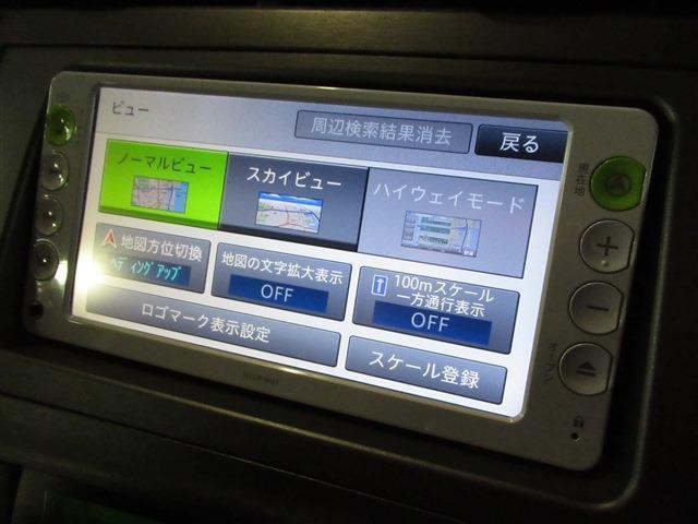 L 純正ナビ・ワンセグTV バックモニター ビルトインETC(6枚目)