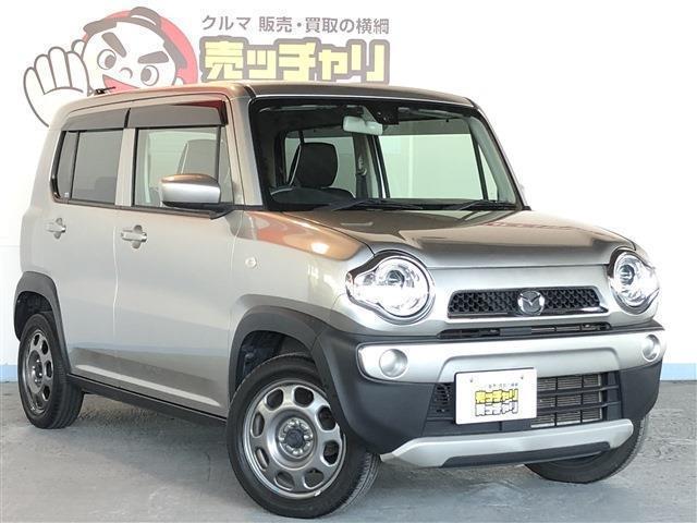 「マツダ」「フレアクロスオーバー」「コンパクトカー」「福井県」の中古車19