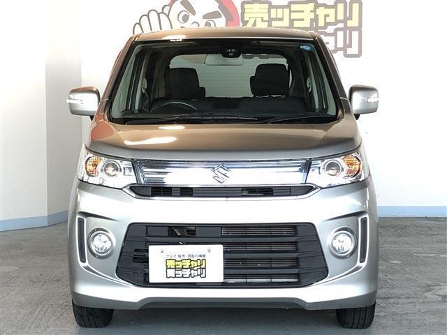 「スズキ」「ワゴンRスティングレー」「コンパクトカー」「福井県」の中古車4
