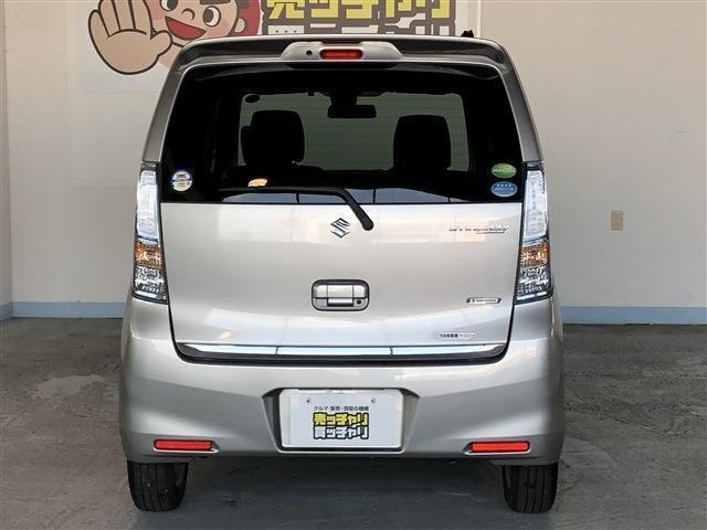 「スズキ」「ワゴンRスティングレー」「コンパクトカー」「福井県」の中古車5