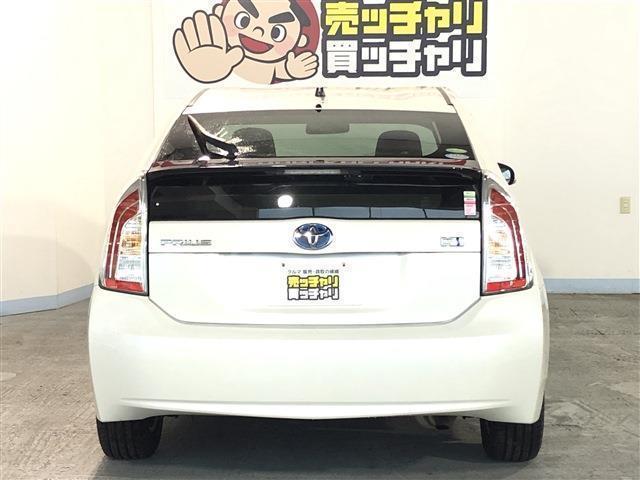 「トヨタ」「プリウス」「セダン」「福井県」の中古車5