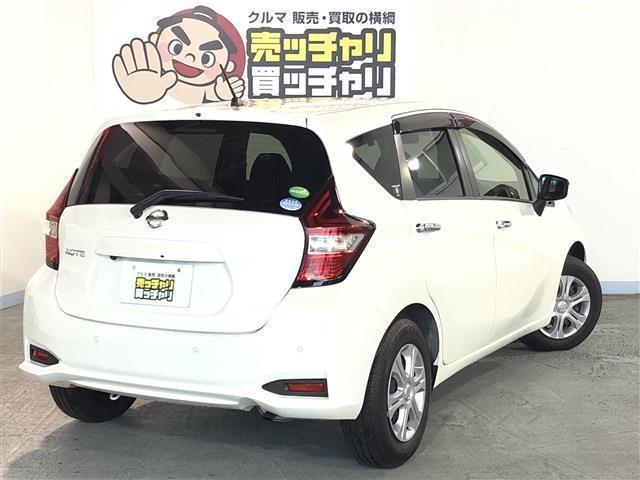 「日産」「ノート」「コンパクトカー」「福井県」の中古車3