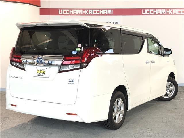 「トヨタ」「アルファード」「ミニバン・ワンボックス」「福井県」の中古車3