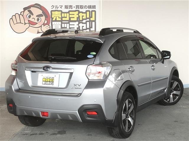 「スバル」「XVハイブリッド」「SUV・クロカン」「福井県」の中古車3