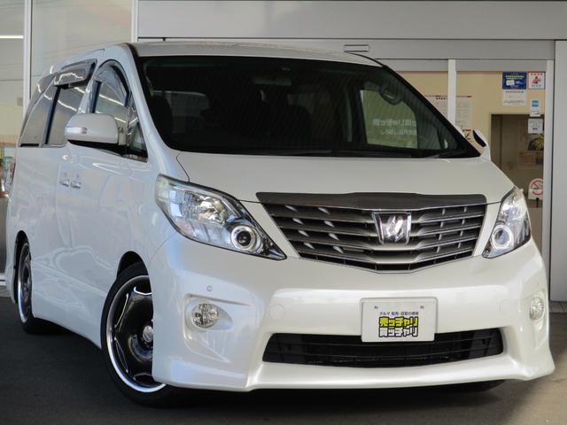 「トヨタ」「アルファード」「ミニバン・ワンボックス」「福井県」の中古車25