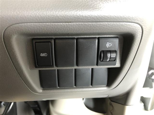 PA パートタイム4WD 4速オートマチック(10枚目)