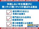13G・Fパッケージ 社外SDナビ バックモニター(3枚目)