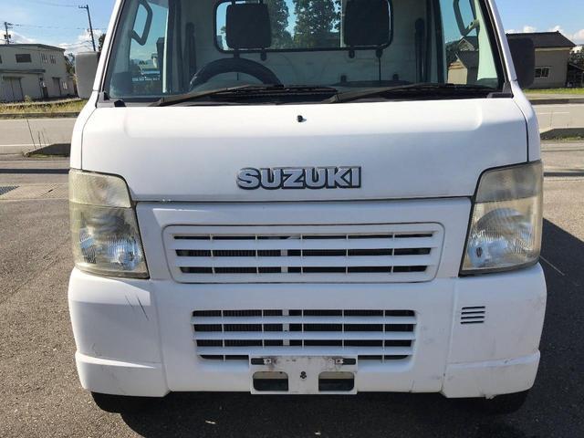 「スズキ」「キャリイトラック」「トラック」「富山県」の中古車11